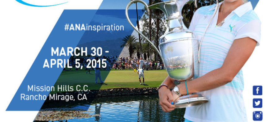 Final Field Set for This Week's ANA Inspiration