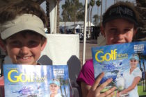 Two Junior Golfers Come Through Like Champions