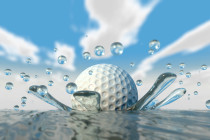 BUSINESS OF GOLF — A Chance to Get A Grip