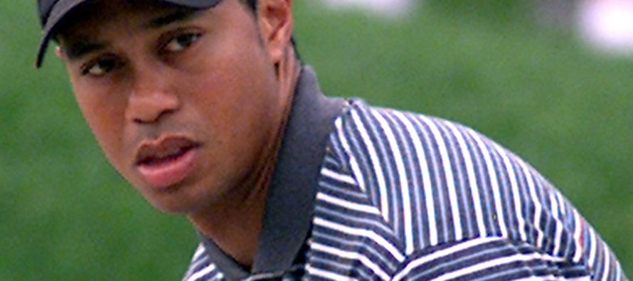 TIGER WOODS Commits — Will Play in 2015 Masters