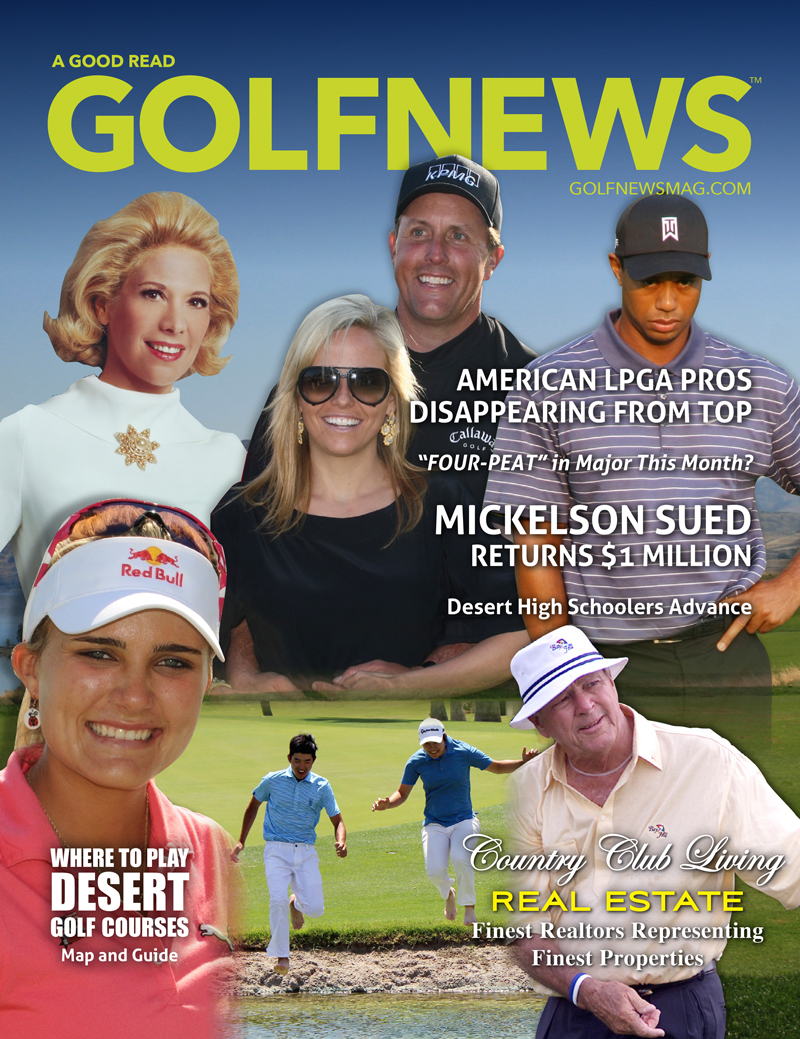 Golf News Magazine June Issue