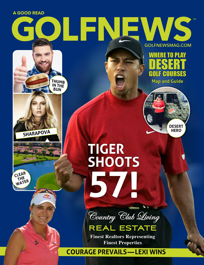 Golf News Magazine Dan Poppers
