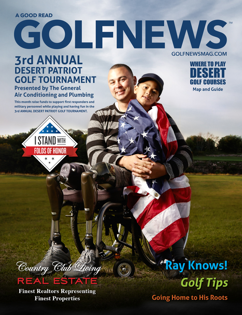 Golf News Magazine Dan Poppers California