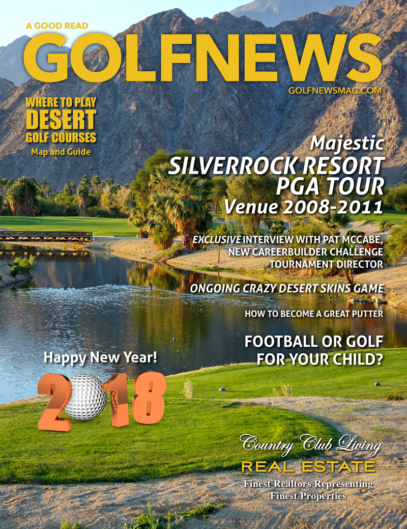 Golf Magazine Graphic Designer
