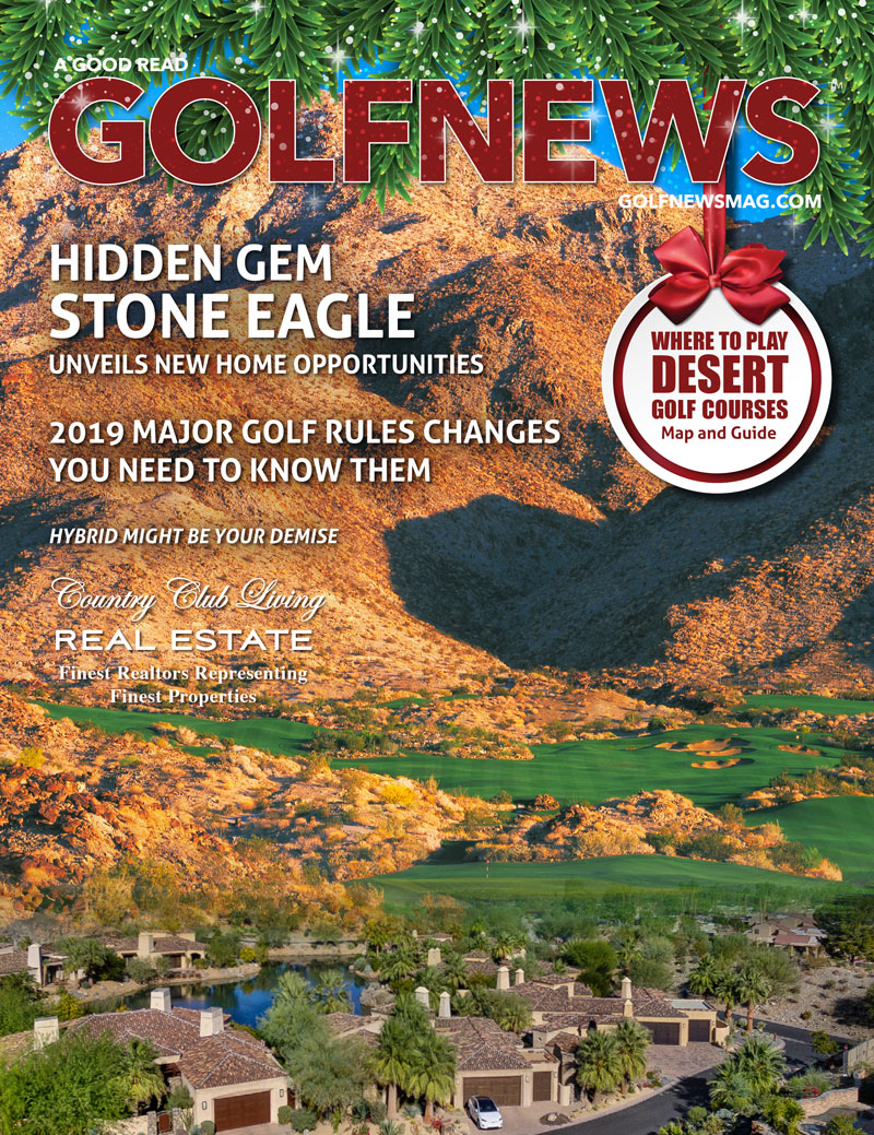 Golf News Magazine December 2018