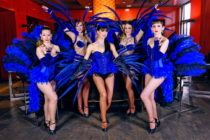 TONIGHT- Enthralling, Elegant Entertainment— Cabaret  Versatile