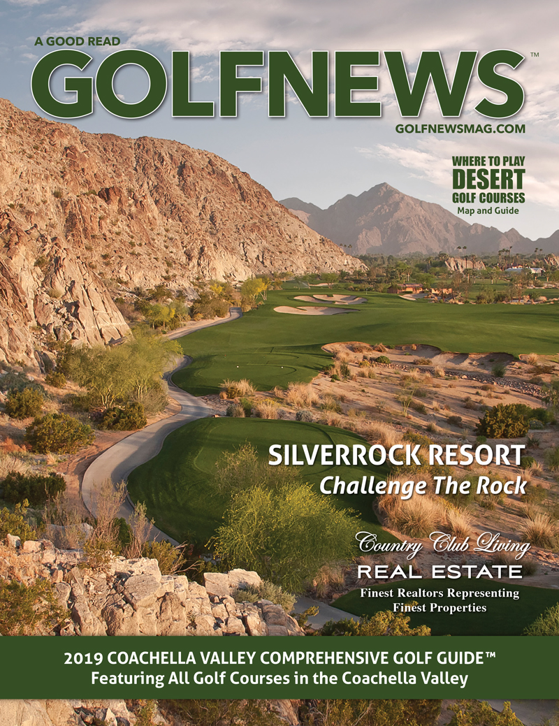 Golf News Magazine January 2019