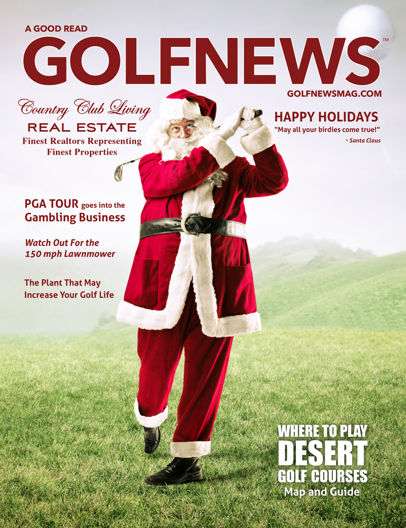 Golf News Magazine December
