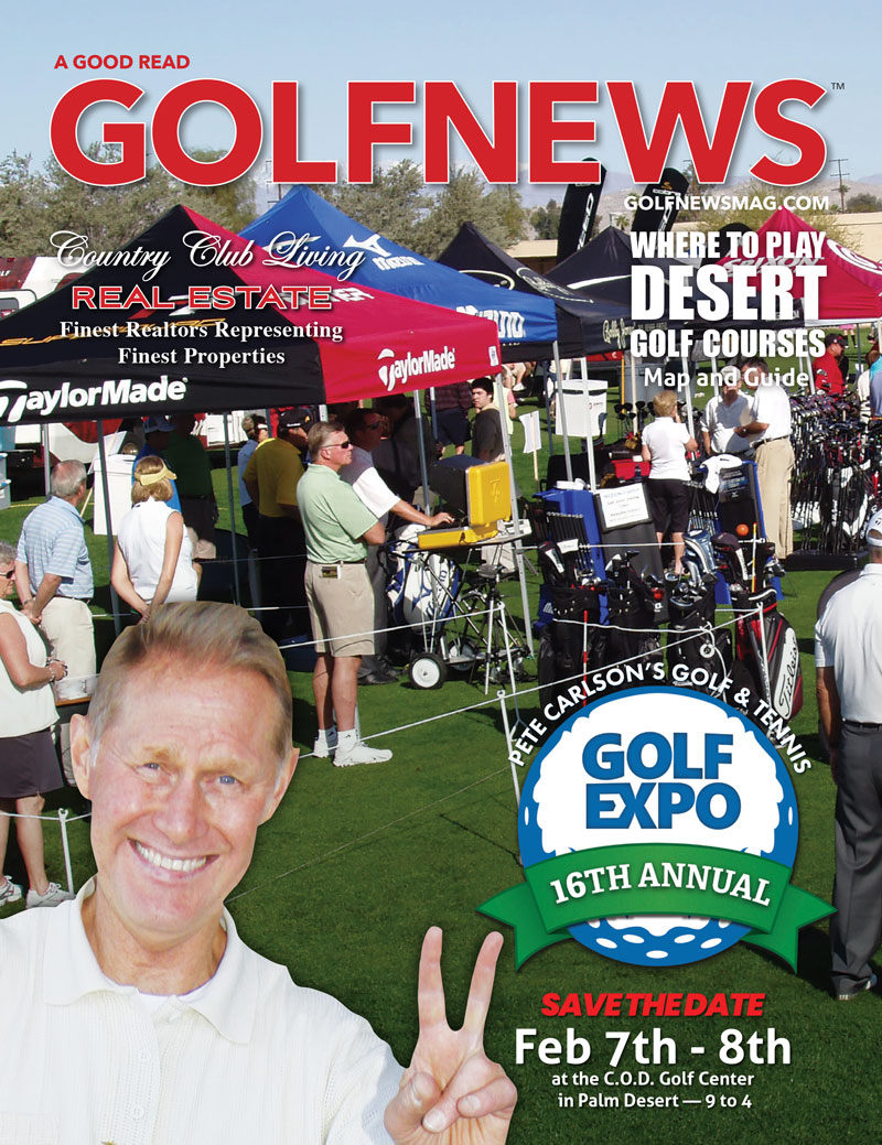 Golf News Magazine February 2020