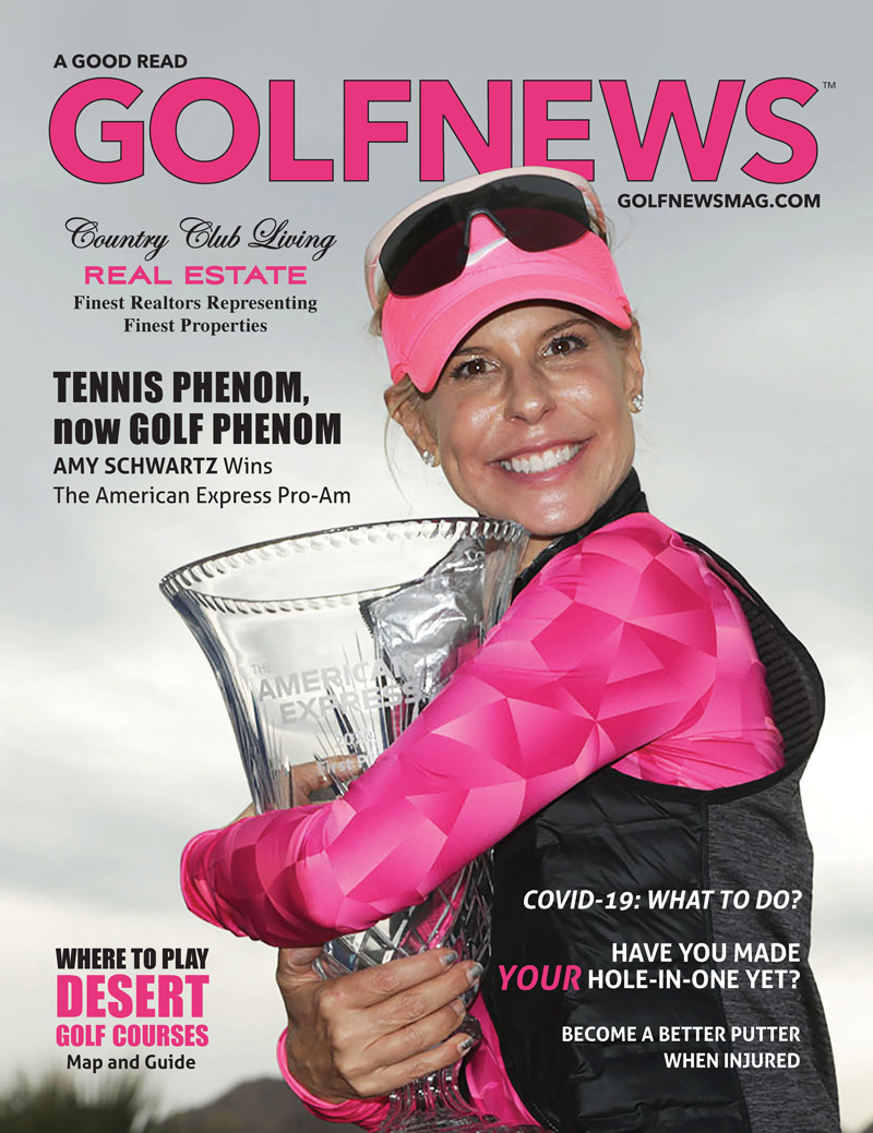 Golf News Magazine April 2020