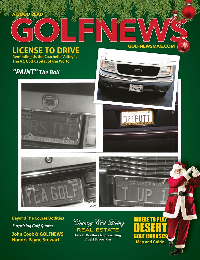 Golf News Magazine
