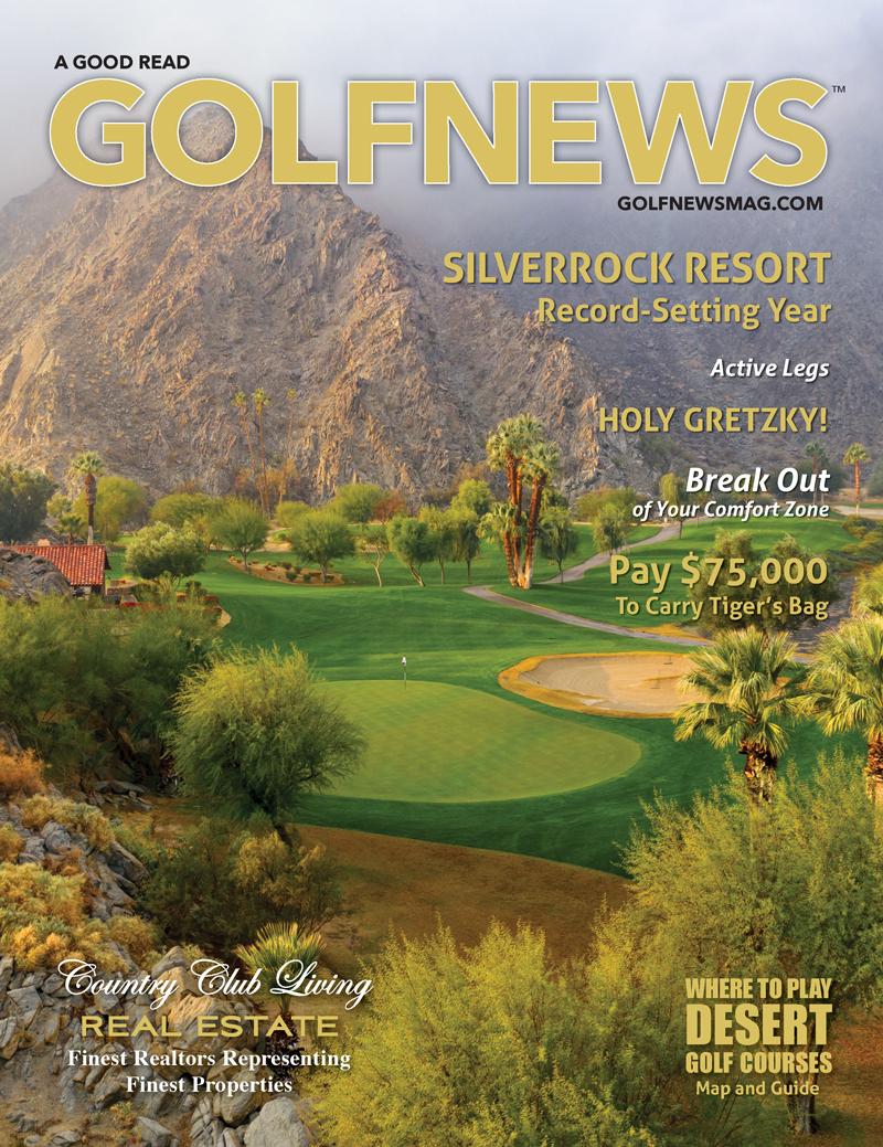 Golf News Magazine Dan Poppers California