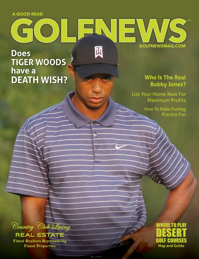 Golf News Magazine May 2021