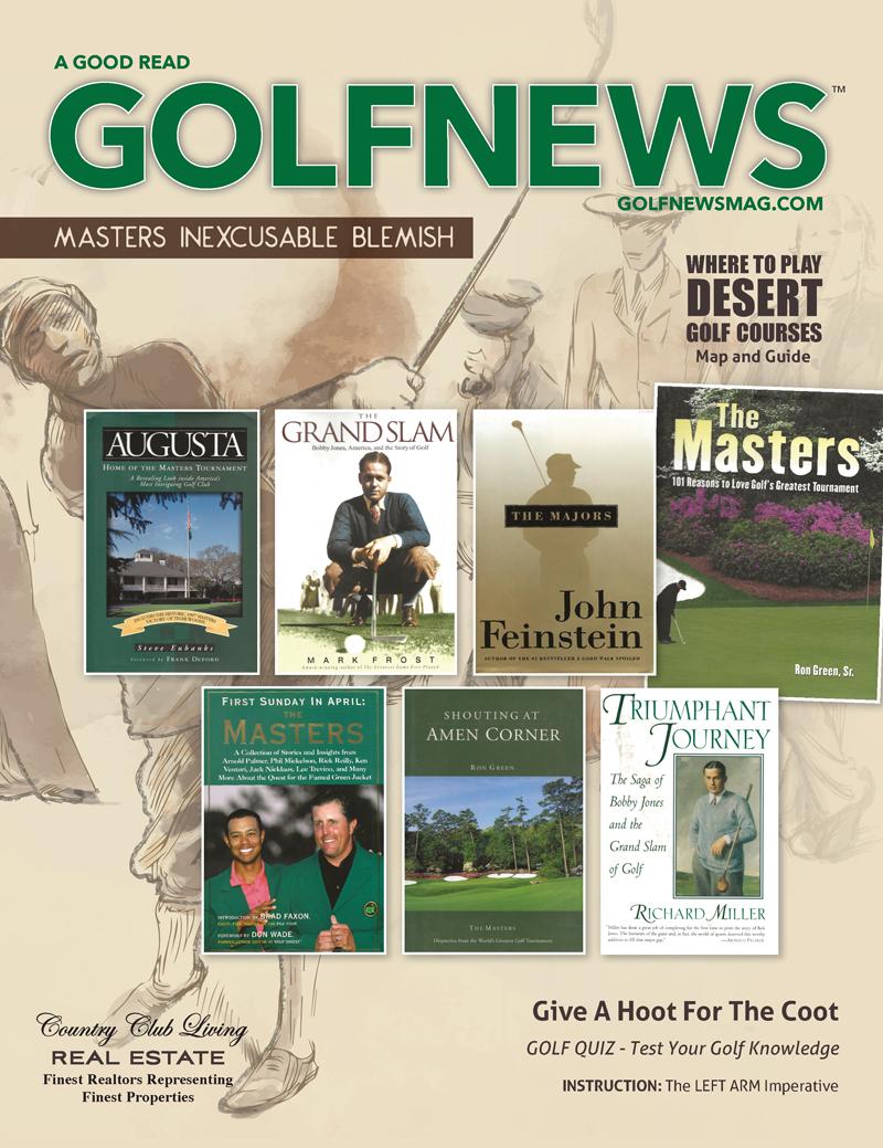 Golf News Magazine April 2021