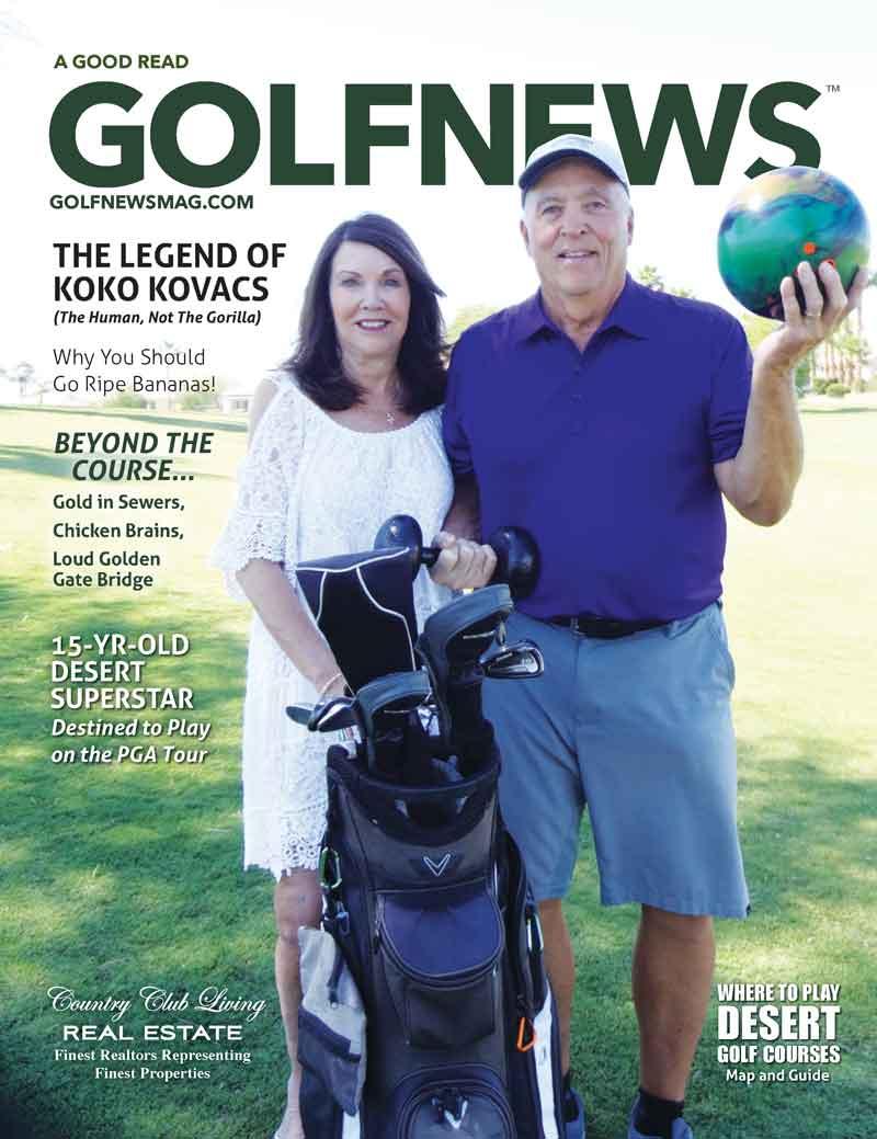 Golf News Magazine October 2021